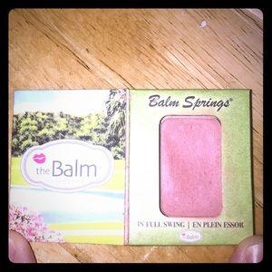 theBalm Balm springs blush